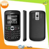 Termómetro gital móvil de la humedad del teléfono de la tarjeta de DiDual SIM (D900) (WMSS-03)