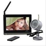 Baby Monitor inalámbrico de 2.4GHz HY-608el sistema (+7066)