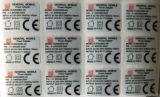 UV стикер и ярлык печатание для прибора домочадца электрического