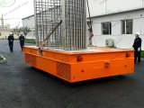 La rampa plana coche eléctrico motorizado para fundición de metales