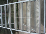 Проступь лестницы ремонтины системы Cuplock стальная для трапа лесов