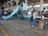 Machine en plastique d'usine et de granulation de réutilisation
