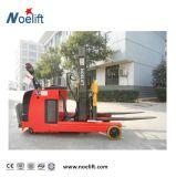 AC Voetganger compenseerde de Elektrische Vrachtwagen van de Stapelaar van het Bereik de Vorkheftruck van 1.5 Ton