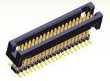 le type de 1.27mm SMT ajoutent le connecteur de carte de connecteur d'en-tête de cadre de boîtier