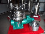 Dhc400ディスクビールオイル水遠心分離機の分離器機械