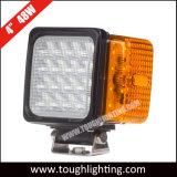 "EMC는 4 "" 48W LED 옆 마커 램프를 가진 크리 사람 LED 광업 빛을 승인했다"