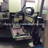 30cm 기계를 인쇄하는 플라스틱 가늠자 삼각자 두 배 색깔