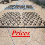 끌린 Chain Harrows 또는 Pasture Harrows