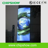 Visualización de LED al aire libre a todo color de Chipshow P10 SMD