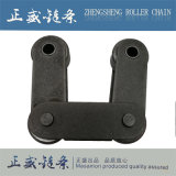 Pezzi meccanici industriali delle catene di convogliatore della trasmissione di vendita calda