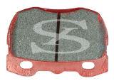 高性能のディスクブレーキのパッド(XSBP015)