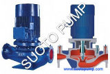 Einstufige Einzel saugende Kreisel Inline-Pumpe (ISG)