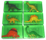 Dino 입욕해 아이들을%s 투명한 Handmade 아름다움 바 화장실 비누