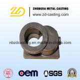 Soem, das mit dem hitzebeständigen Stahl stempelt für Gleis maschinell bearbeitet