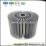 제조자 ISO9001를 가진 양극 처리 알루미늄 LED 열 싱크 밀어남