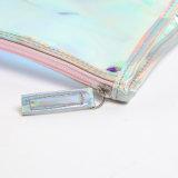 Des couleurs éblouissantes Epoch étanche en PVC transparent clair promotionnel Sac cosmétique