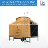 Msthk-B200 FRP Querfluss-geöffneter quadratischer Kühlturm