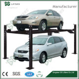 Elevatore automatico di parcheggio dell'automobile del veicolo dell'alberino del cilindro idraulico quattro del Ce 2700-3600kg di marca di Gg