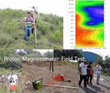 Протон через магнитометр Gold детектор
