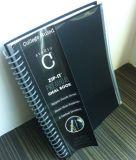 A4&A5 마분지 덮개 Wiro&Spiral 노트북 (No. 432)