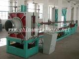 Máquina mecânica de mangueira de metal corrugado