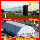 De Tent van de Markttent van het Dak van de veelhoek voor Expo in Grootte 25X100m 25m X 100m 25 door 100 100X25 100m X 25m