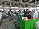 De tweeling Extruder van de Schroef en Plastic Recycling Granualtor