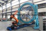 ガラス繊維機械を編む176のスピンドル
