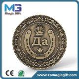 Moneta Bronze antica di sfida di vendite calde