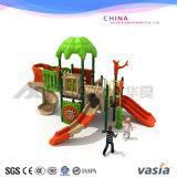 Equipamento ao ar livre popular do campo de jogos da natureza de Vasia para as crianças (VS2-3081A)