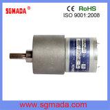 Мотор щетки шестерни DC квадратный для електричюеских инструментов