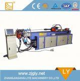 Doblador azul de conducción hidráulico automático del tubo del CNC de Dw50cncx3a-1s