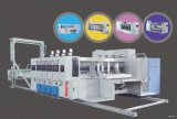 Stampatrice flessografica dell'inchiostro automatico della scatola