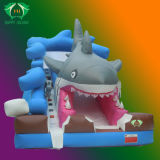 Le requin Diapositive gonflable