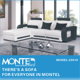 Sala de Estar moderno mobiliário, sofá de canto, design de móveis domésticos sofá de canto