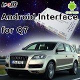 Android 6.0 Cuadro de navegación GPS para Audi A6L/S6/A8l/P7/A4L/R5/Q5/Q3/A1 3gmmi con WiFi Mirrorlink Mapa Online Youtube