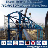 ISOの鋼鉄プレハブの金属の構造の倉庫