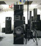 Vera36&S33 Pro Audio altavoz vertical Altavoz profesional Sistema de sonido de altavoces PA