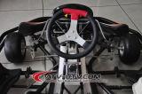 La corsa del motore della Honda va Kart