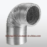 適用範囲が広いアルミホイルの換気された管