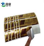 Электрические Custom-Made наклейки Серебристая наклейка печать устойчивых к высокой температуре