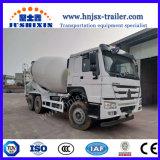 熱い販売の8立方HOWO/Sanyのセメントの混合のトラックか手段