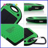 Caricatore solare portatile personalizzato della Banca di potenza della batteria 10000-20000mAh