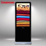 43-дюймовый Ls1000A Changhong Тотем Upstand Digital Signage киоск с CMS