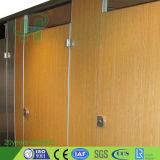 Revêtement de mur extérieur du grain du bois Panneaux d'Honeycomb aluminium