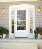 Puertas correderas de aluminio y puertas corredizas de vidrio con pantalla de cristal