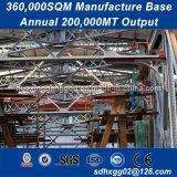 ISO Marcação a transformação da estrutura de aço leve com descontos muito