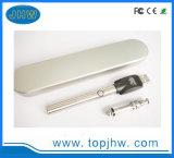 Mini atomizzatore di tocco del germoglio della batteria della penna del kit del vaporizzatore della sigaretta di E con Cbd vuoto Clearomizer di ceramica