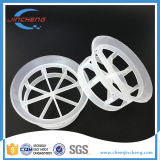 De PP PE PVDF cascata de plástico de PVC Mini-Ring para embalagem de produtos químicos