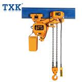3ton 2つのロード鎖が付いている超低いHeadroomの起重機